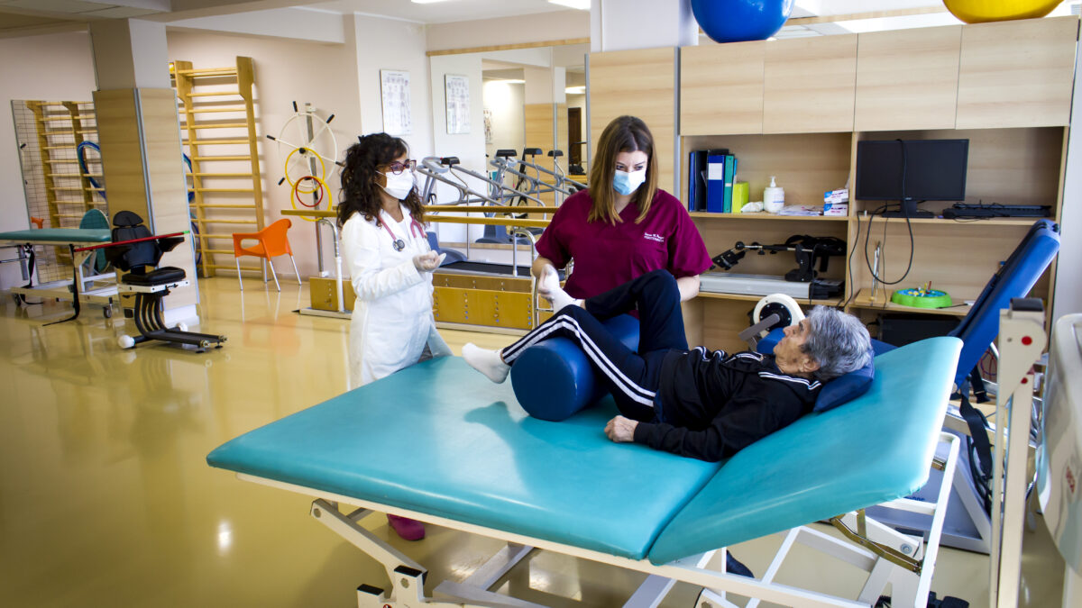 Terapie non farmacologiche. Applicazioni in RSA a soggetti affetti da demenza.