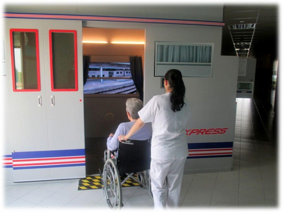 Terapia dei viaggiatori un viaggio virtuale in RSA