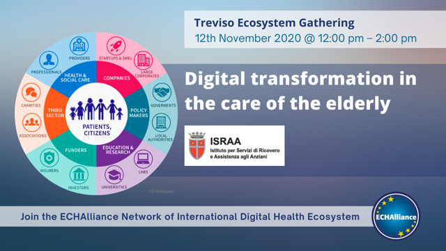 Treviso Health & Social Care Innovation Ecosystem